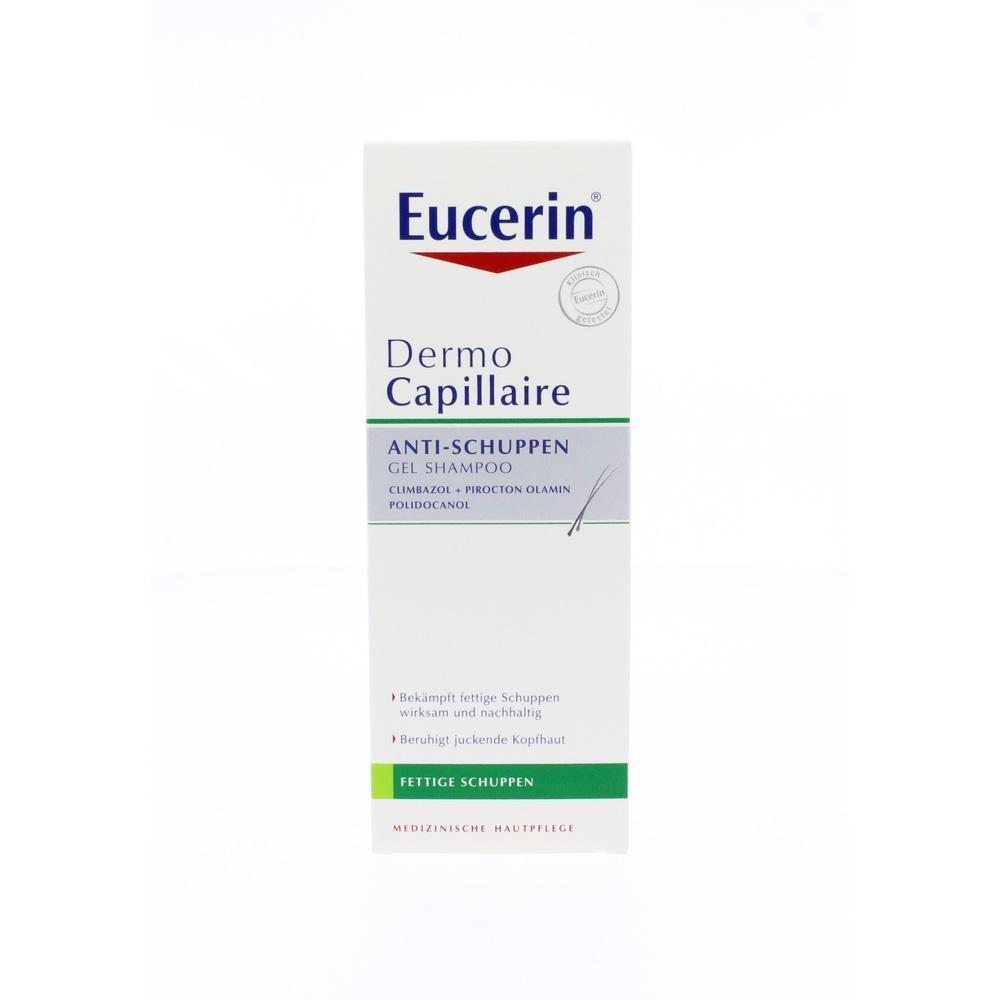 Eucerin Dermocapillaire Anti-schuppen Gel Shampoo 250 ml von ...