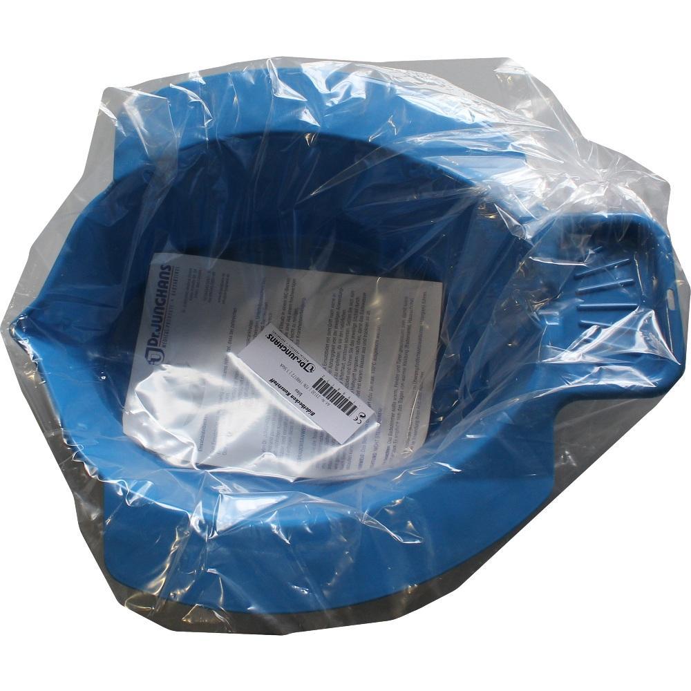 Dr. Junghans Medical GmbH BIDET BECKEN Kunststoff blau 01988172