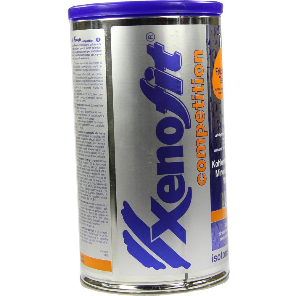 Xenofit GmbH XENOFIT COMPETIT FRUECHTE 02730317