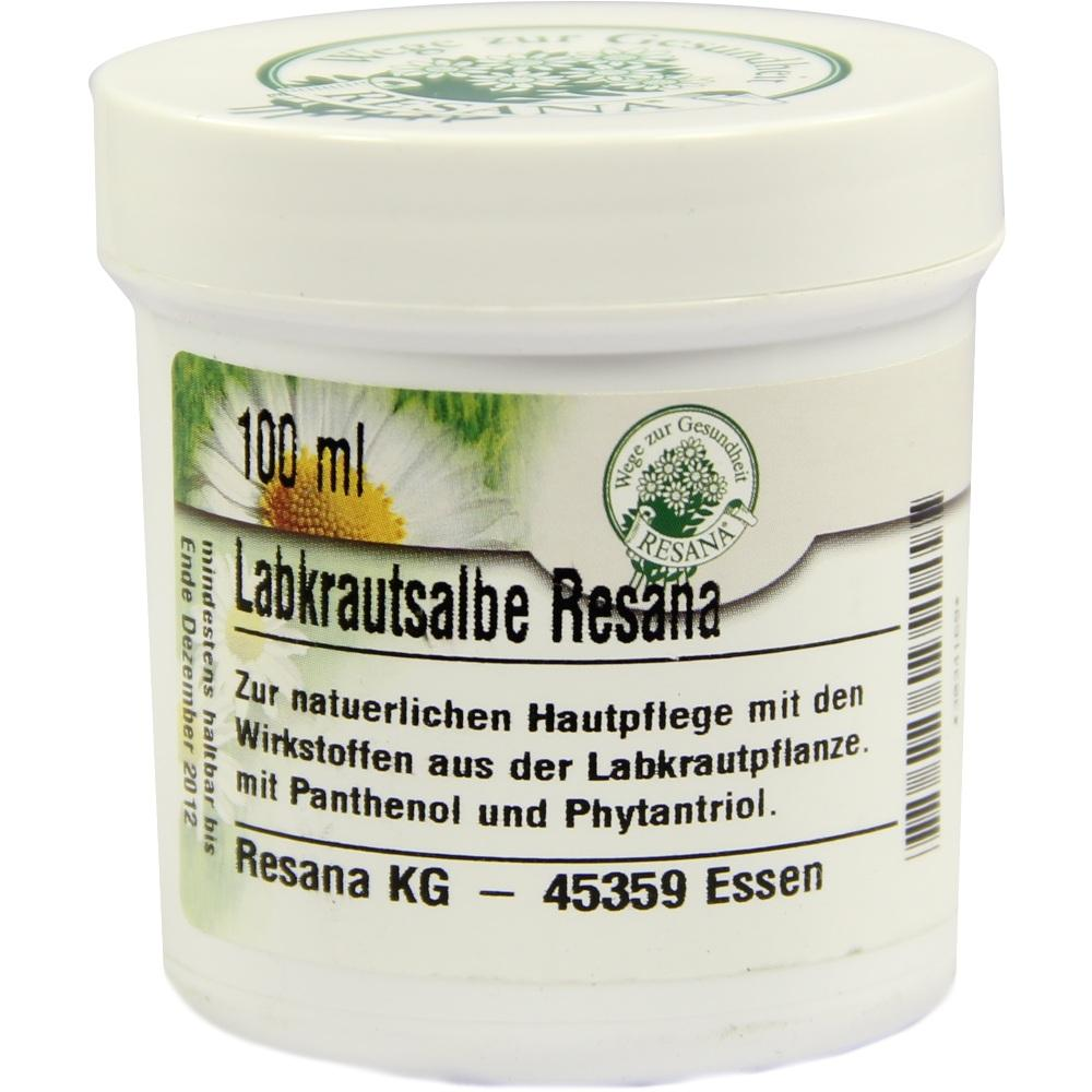 Resana GmbH LABKRAUT Salbe 03034169
