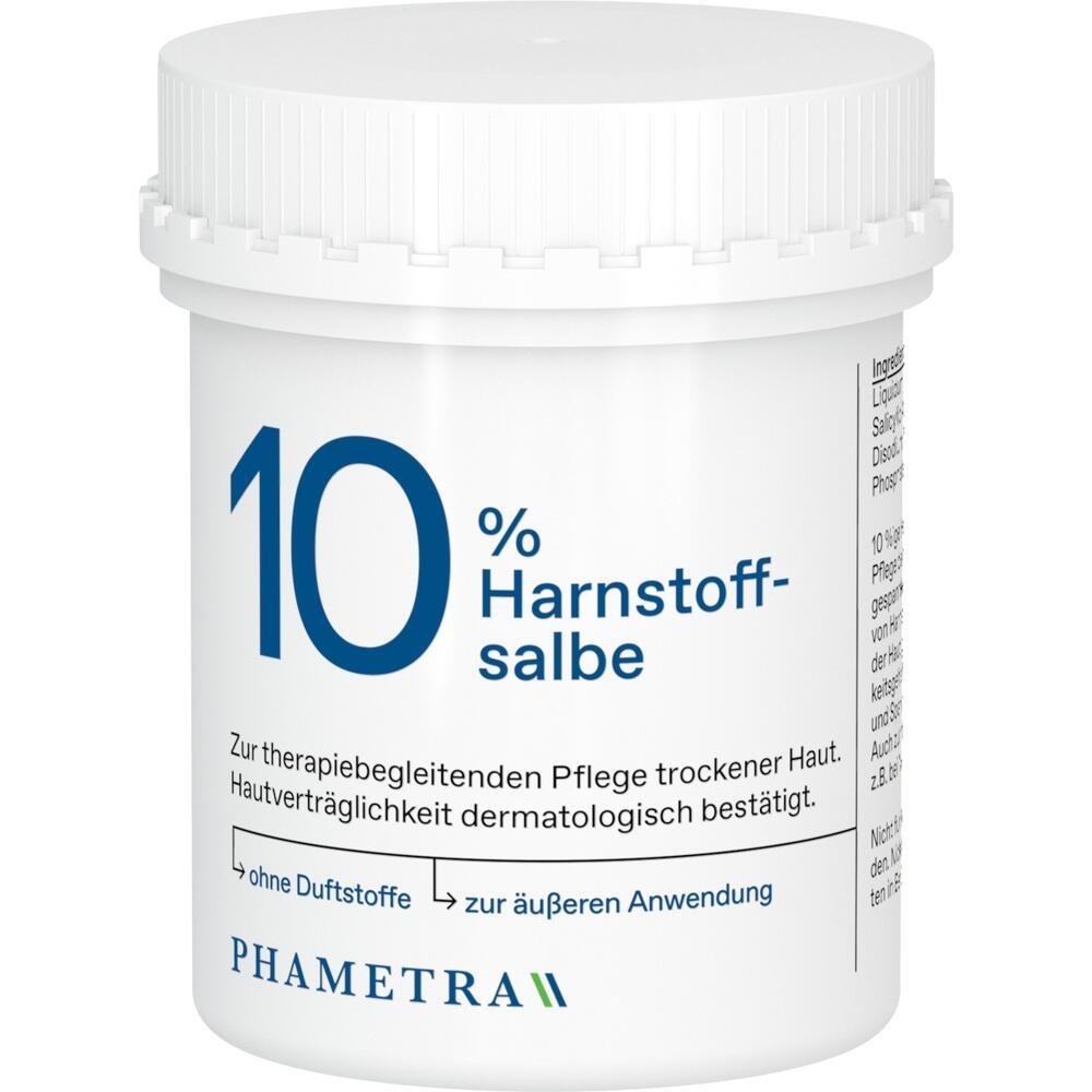 Phametra GmbH HARNSTOFF Salbe 10%ig 04306121