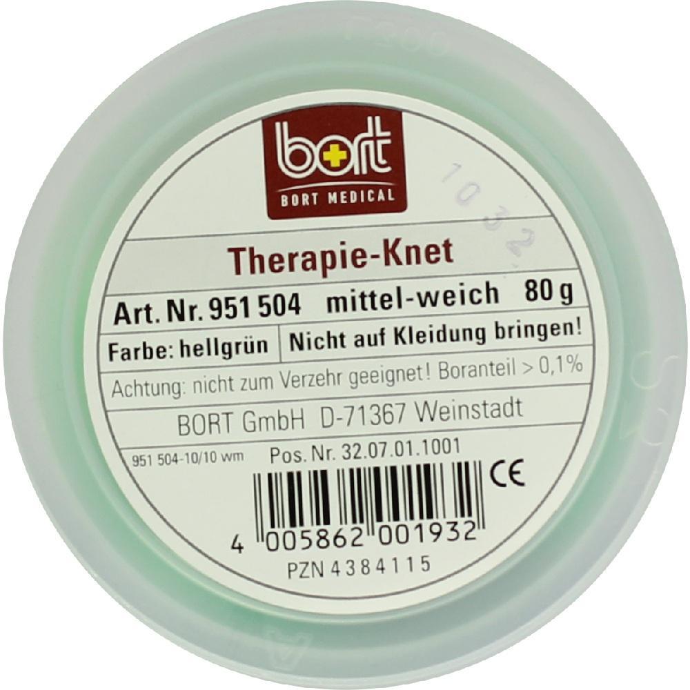 Bort GmbH BORT Therapie Knet mittel weich hellgrün 04384115