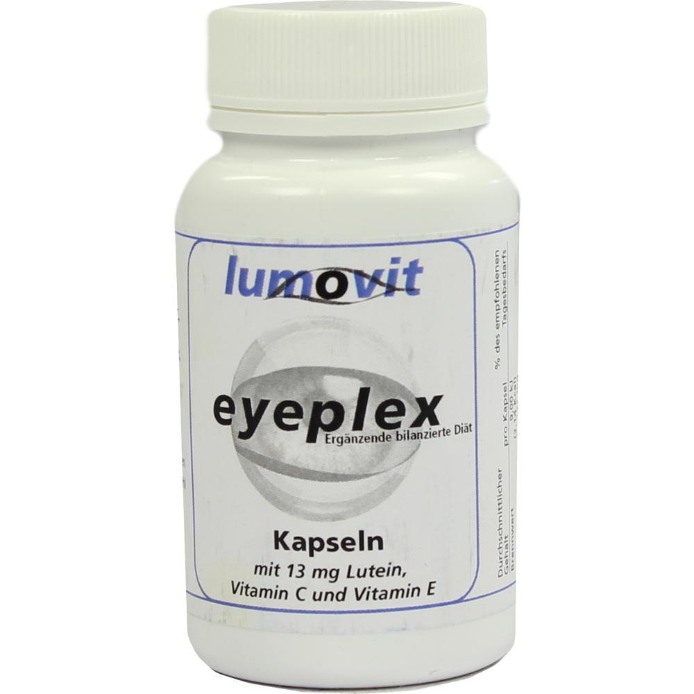 Lumovit GmbH EYEPLEX NAHRUNGSERGAENZUNG 04963215
