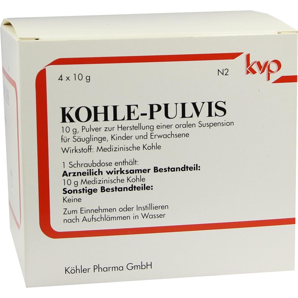 Köhler Pharma GmbH Kohle-Pulvis 08625478
