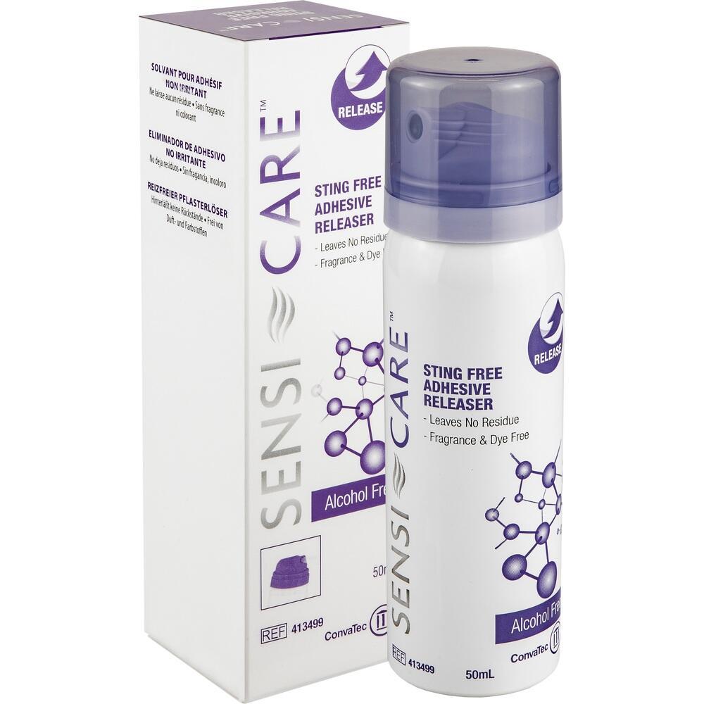 ConvaTec (Germany) GmbH SENSI CARE Pflasterlöser Spray 10914155