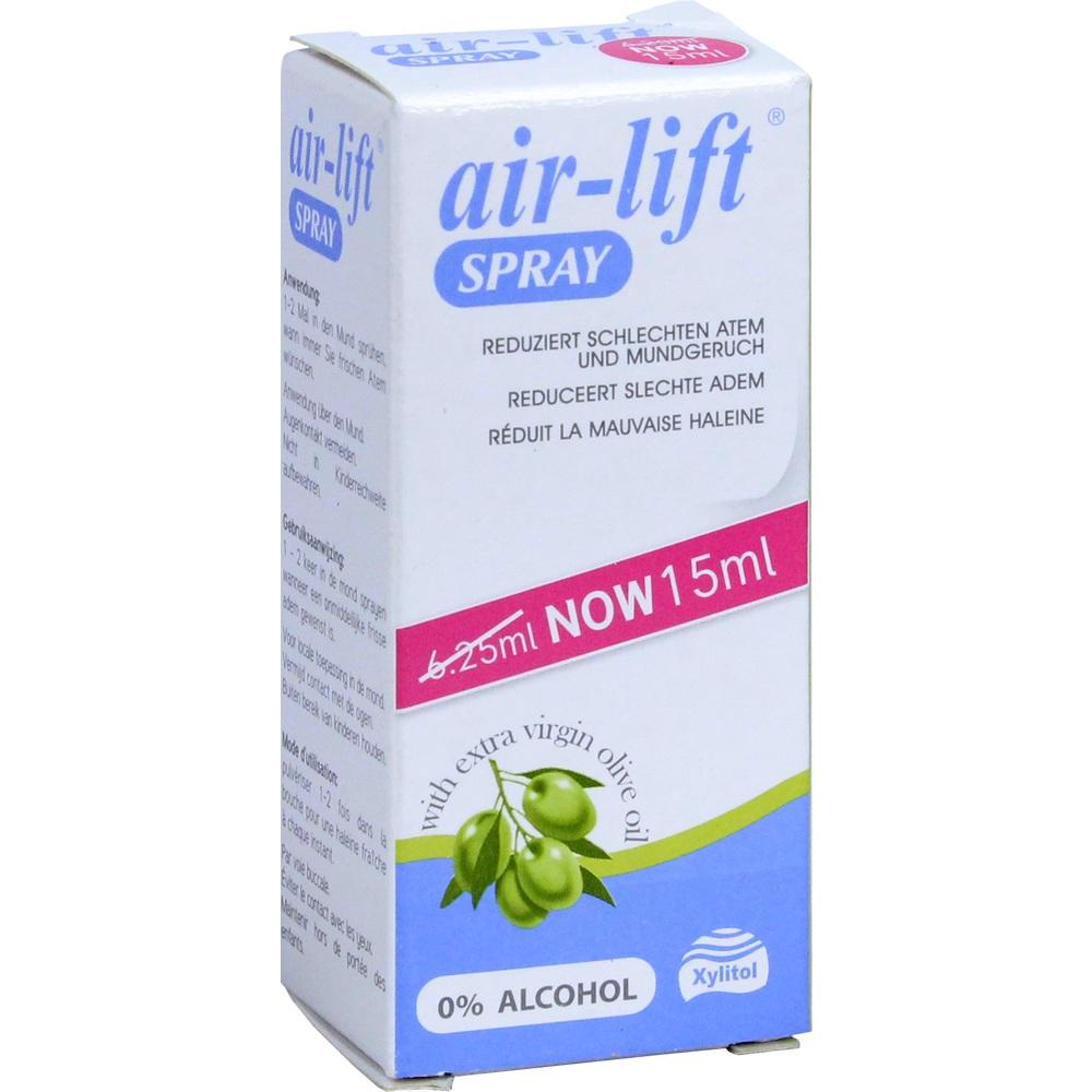 Curaden Germany GmbH AIR-LIFT Spray gegen Mundgeruch 11669060