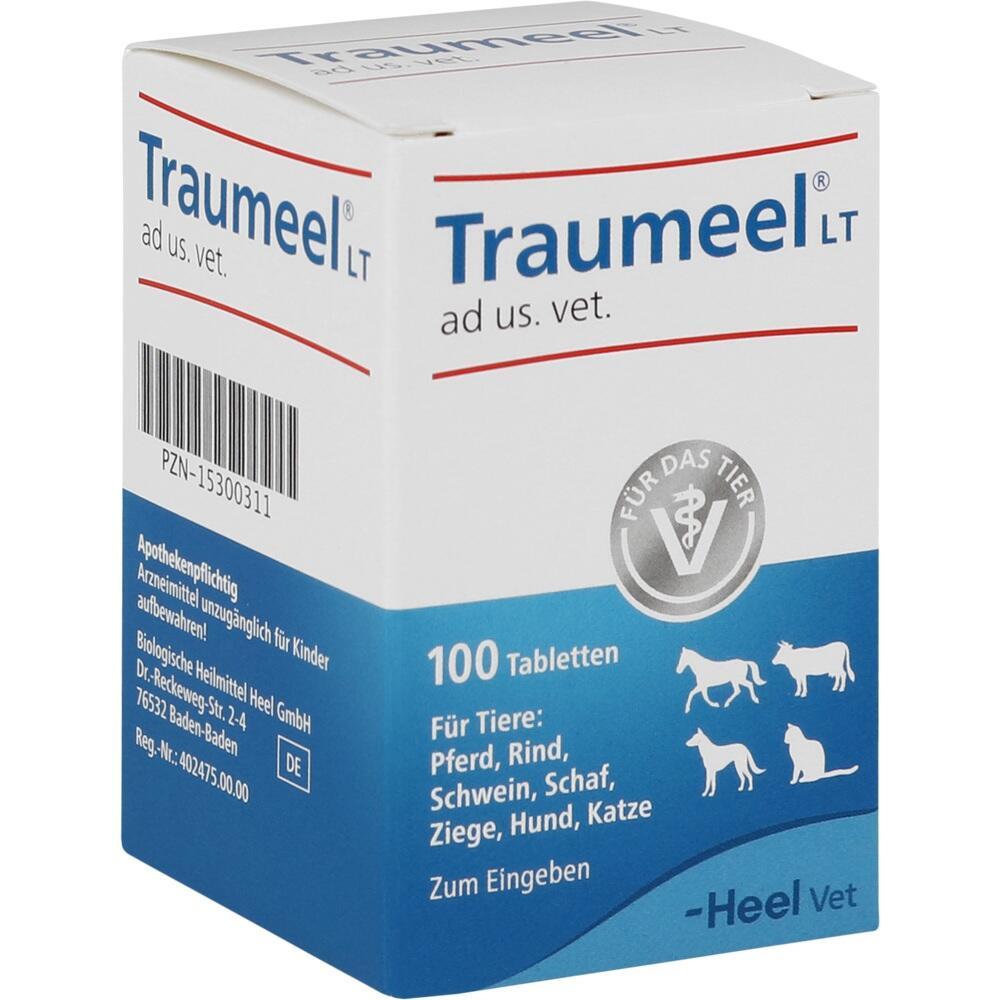 Biologische Heilmittel Heel GmbH Traumeel LT ad us. vet. 15300311