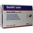 Gazofix Color Fixierbinde 6 Cmx20 M Pink PZN: 00049710