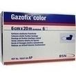 Gazofix Color Fixierbinde 6 Cmx20 M Blau PZN: 00049733