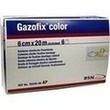 Gazofix Color Fixierbinde 6 Cmx20 M Gelb PZN: 00049762