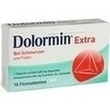 Dolormin Extra Filmtabletten PZN: 00091072