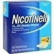 NICOTINELL 35 mg 24 Stunden Pfl.transdermal