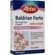 Abtei Baldrian Forte überzogene Tabletten PZN: 00270076