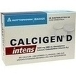 Calcigen D Intens 1000 Mg/880 I.e. Kautabletten PZN: 00417119