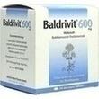 Baldrivit 600 Mg überzogene Tabletten PZN: 00432515
