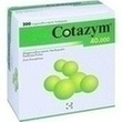 Cotazym 40.000 Pellets Magensaftresistente Kapseln PZN: 00436476