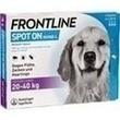 Frontline Spot On H 40 Lösung F.hunde PZN: 00662899