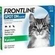 Frontline Spot On K Lösung F.katzen PZN: 00662907