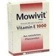 Mowivit Vitamin E 1000 Kapseln PZN: 00836885