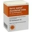 Ferro Sanol Duo Mite 50mg Hartk.m.msr.üb.pell. PZN: 00940884