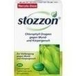 Stozzon Chlorophyll überzogene Tabletten PZN: 00977427