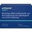 Orthomol Vital F 15 Granulat/kaps.kombipackung PZN: 01319637