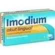 Imodium Akut Lingual Schmelztabletten PZN: 01689848