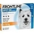 Frontline Spot On H 10 Lösung F.hunde PZN: 02246389