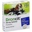 DRONCIT 50 mg Tabletten für Hunde/Katzen