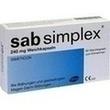 Sab Simplex 240 Mg Weichkapseln PZN: 09422576