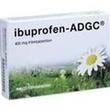 Ibuprofen-adgc 400 Mg Filmtabletten PZN: 12421416