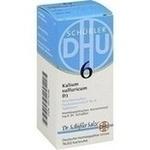 Biochemie 6 Kalium Sulfuricum D 3  Tabletten
