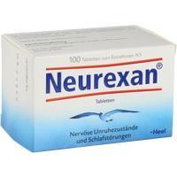 Abbildung Neurexan  Tabletten