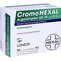 Abbildung Cromohexal Augentropfen Ud