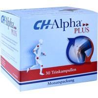 Abbildung Ch-alpha Plus  Trinkampullen