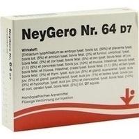 Abbildung Neygero Nr. 64 D7  Ampullen