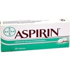 Aspirin 0.5 Preisvergleich