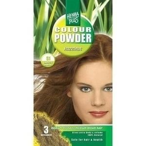 Hennaplus Colour Powder Hazelnut 51 Preisvergleich