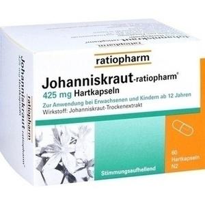 Johanniskraut Ratioph 425 Preisvergleich