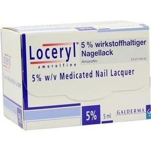 Loceryl Nagellack 5 ML Preisvergleich