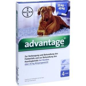Advantage 400 Loesung F.hunde Pipetten Preisvergleich