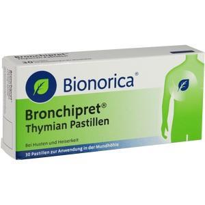 Bronchipret Thymian Pastil Preisvergleich