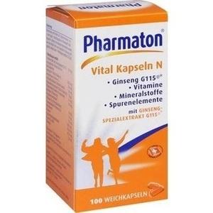 Pharmaton Vital Kapseln N Preisvergleich