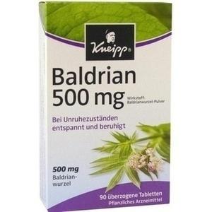 Kneipp Baldrian 500 Preisvergleich