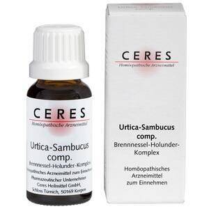 CERES Urtica sambucus comp. Tropfen