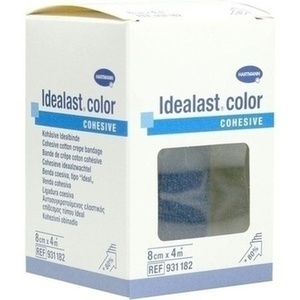 Idealast Color Coh.bin.8cmx4m Blau Koh.931182-1 Preisvergleich