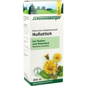 Huflattich Saft Schoenenberger Preisvergleich