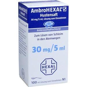 Ambrohexal S Saft Preisvergleich