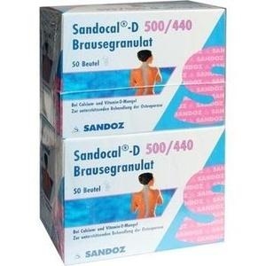 Sandocal D 500-440 Preisvergleich