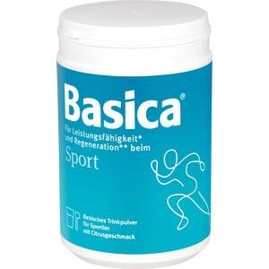 Basica Sport Pulver Preisvergleich
